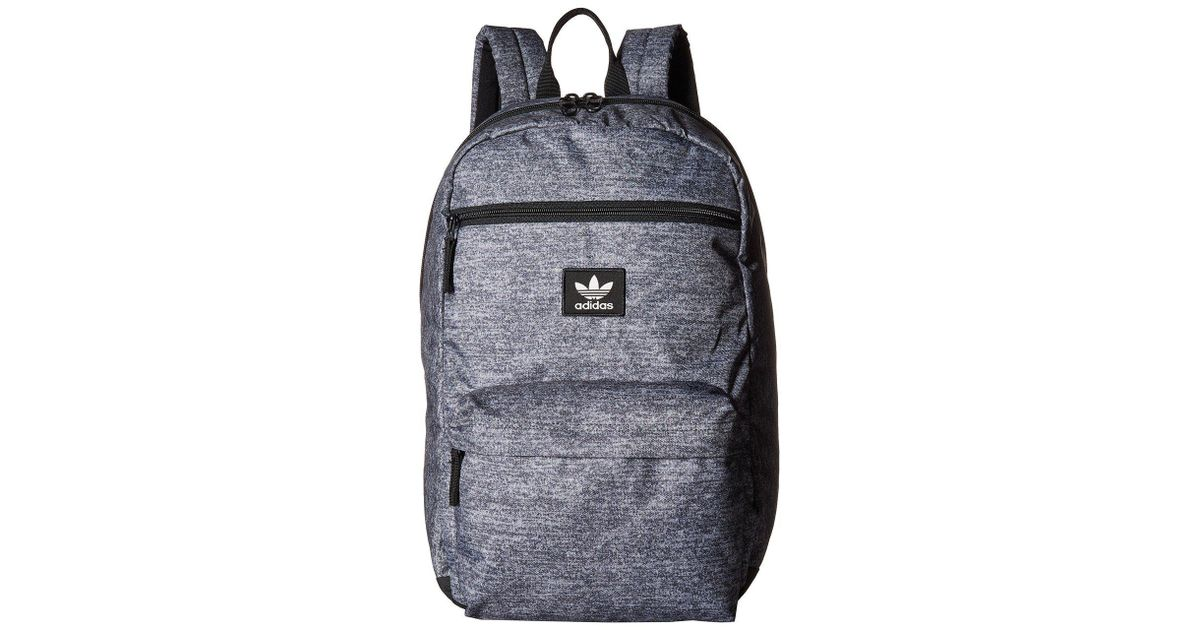 190121956db adidas Originals Originals National Backpack (olive Cargo Aw Camo) Backpack  Bags in Black for Men - Lyst