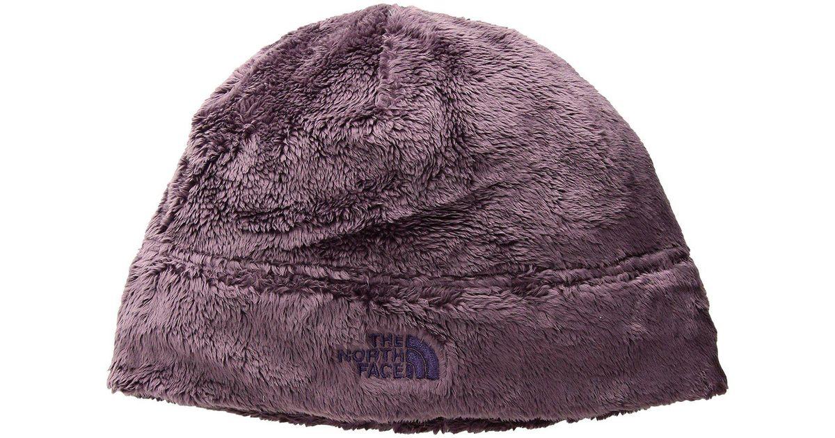0289e9f9f59 Lyst - The North Face Denali Thermal Beanie (black Plum dark Eggplant Purple)  Beanies in Purple
