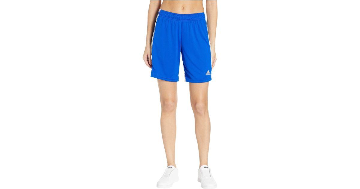 bbfd38059 adidas Tastigo '19 Shorts (black/white) Women's Shorts in Blue - Lyst