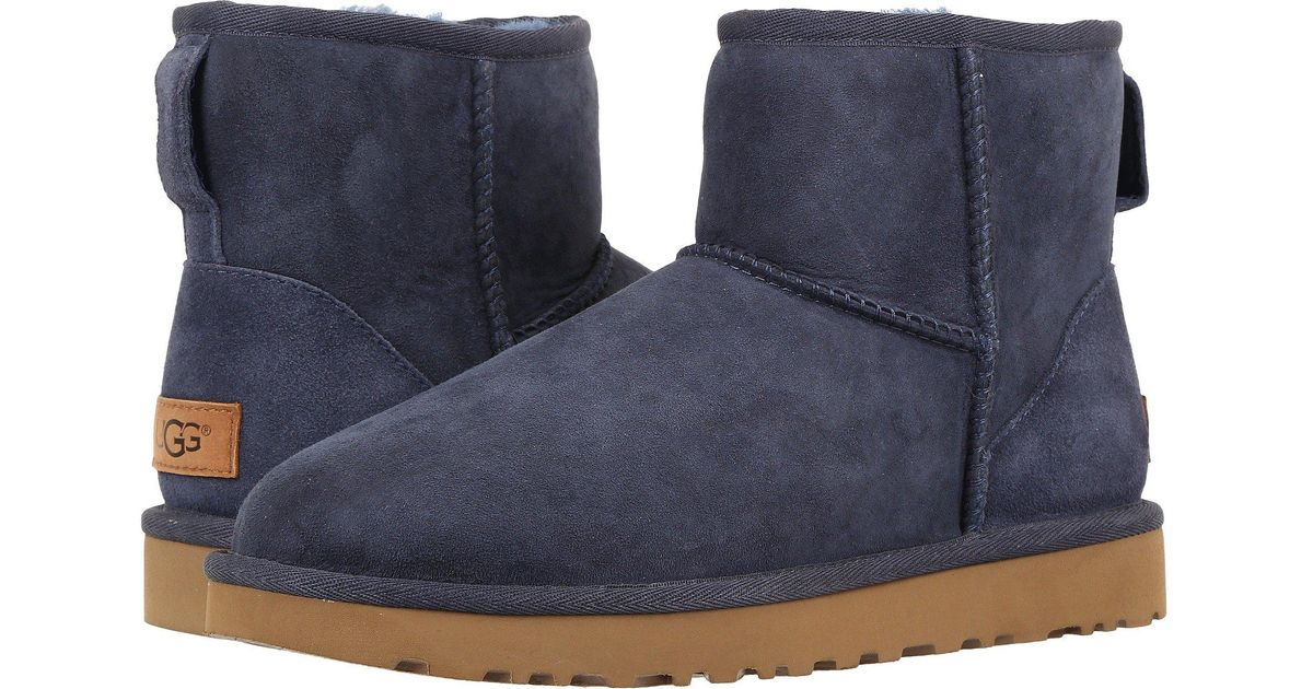 f01d87a2c23 Ugg - Blue Classic Mini Ii (boadacious Pink) Women's Boots - Lyst