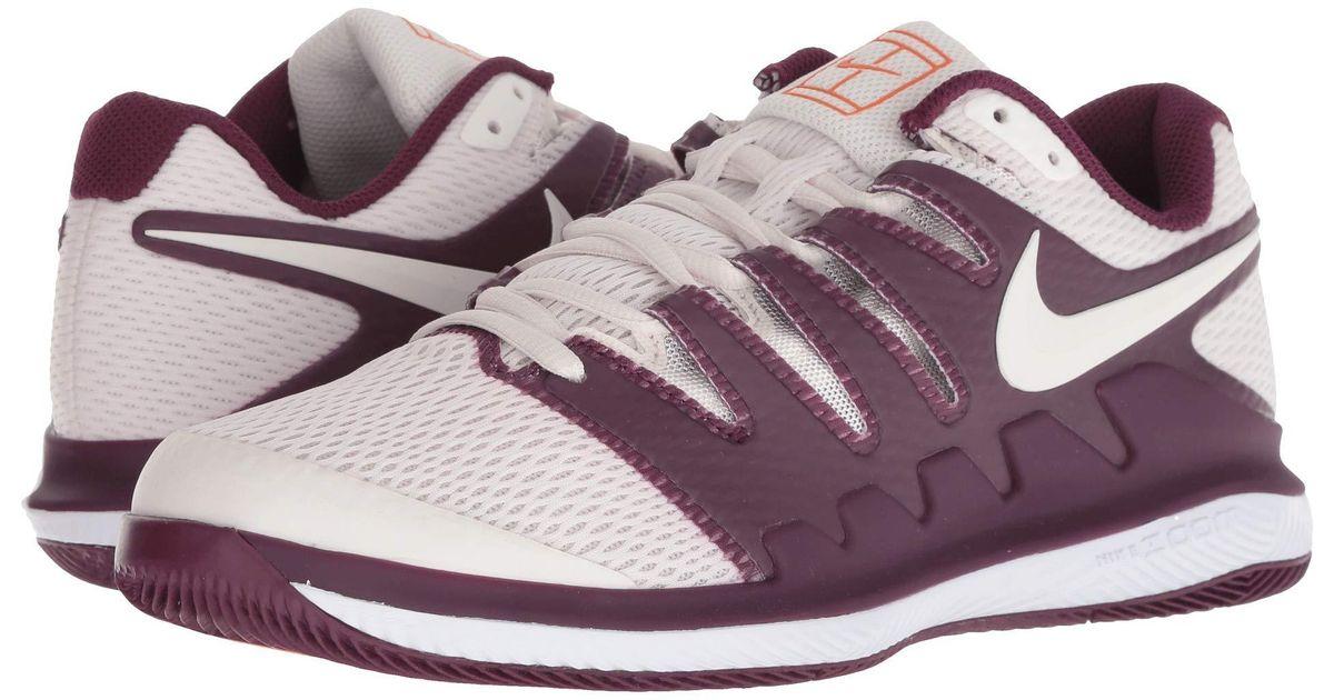 6a3bf3f3c5900 Nike Air Zoom Vapor X (half Blue/indigo Force/pink Blast/white) Women's  Tennis Shoes in White - Lyst