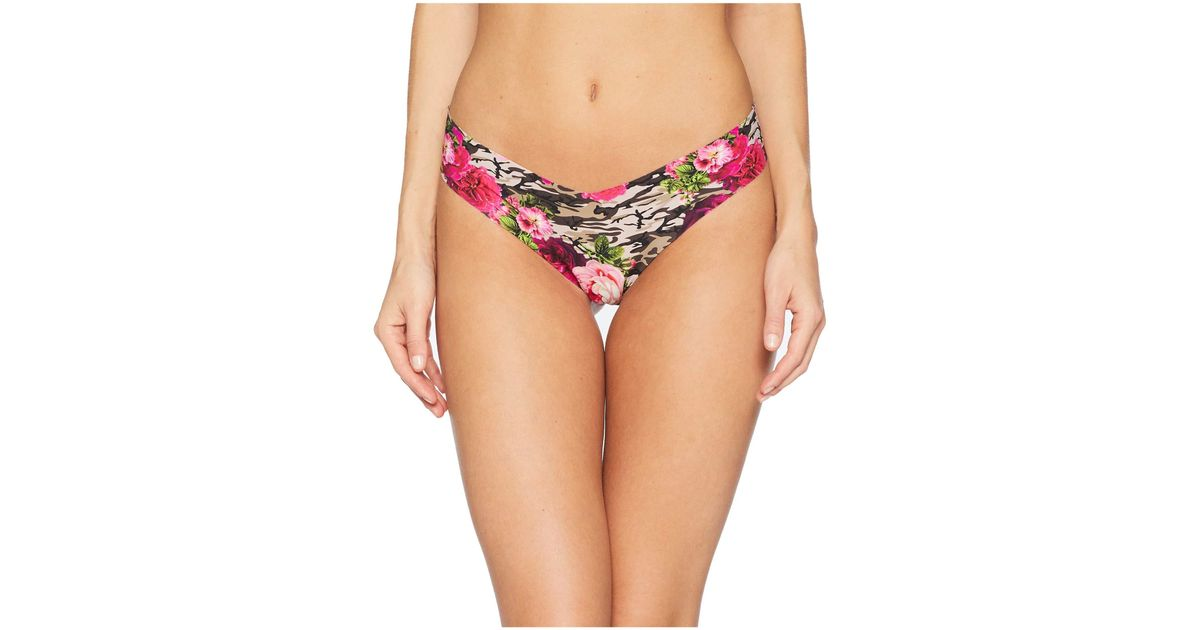 a9a6f496bafae Lyst - Commando Print Thong Ct02 (voodoo Child) Women's Underwear