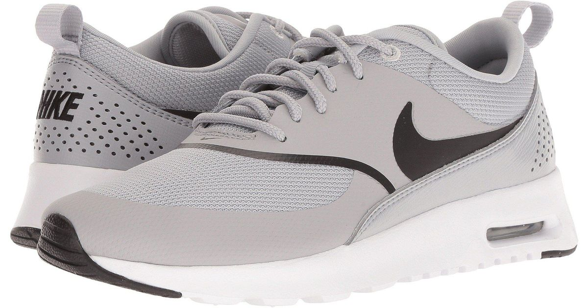 1baa375f4a8511 Lyst - Nike Air Max Thea (guava Ice guava Ice diffused Taupe black) Women s  Shoes in Gray