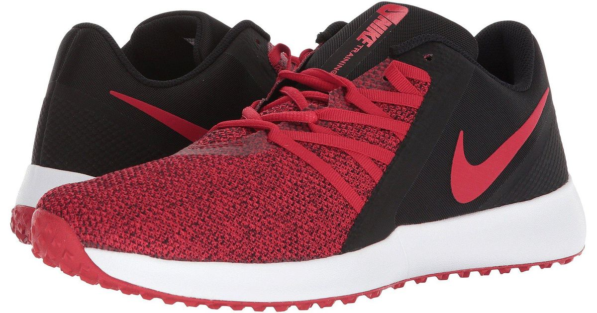 7c701e7818c Lyst - Nike Varsity Compete Trainer 4 in Red for Men - Save 7%