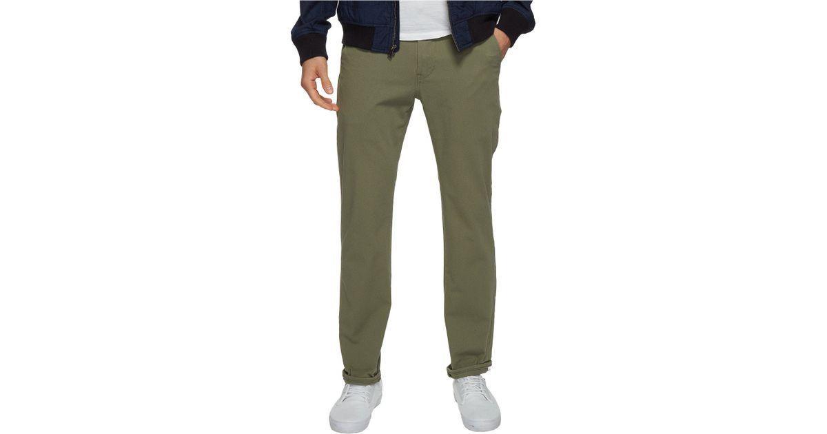 91290f70828 Lyst - Levi s Apparel 511 Slim Fit Trouser Commuter Pant