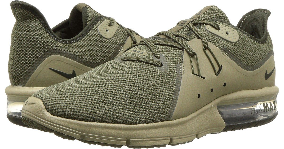 Lyst - Nike Air Max Sequent 3 in Green for Men - Save 2% 825169533