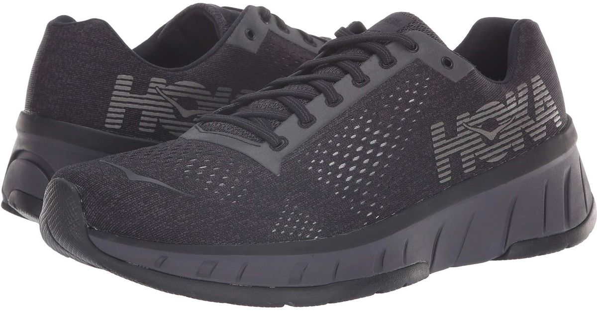 Hoka One One Black Cavu Fbn for men