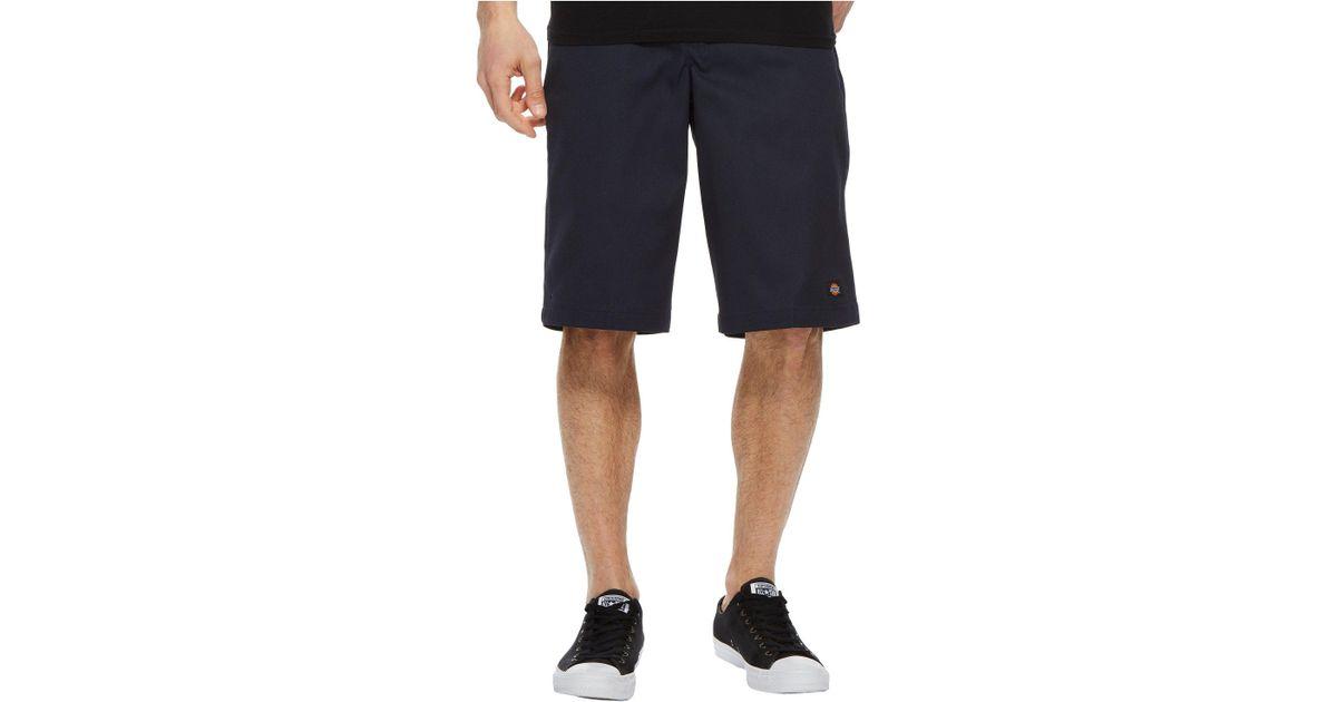 d3337d6e83 Dickies 13 Multi-use Pocket Work Short (khaki) Men's Shorts in Blue for Men  - Lyst