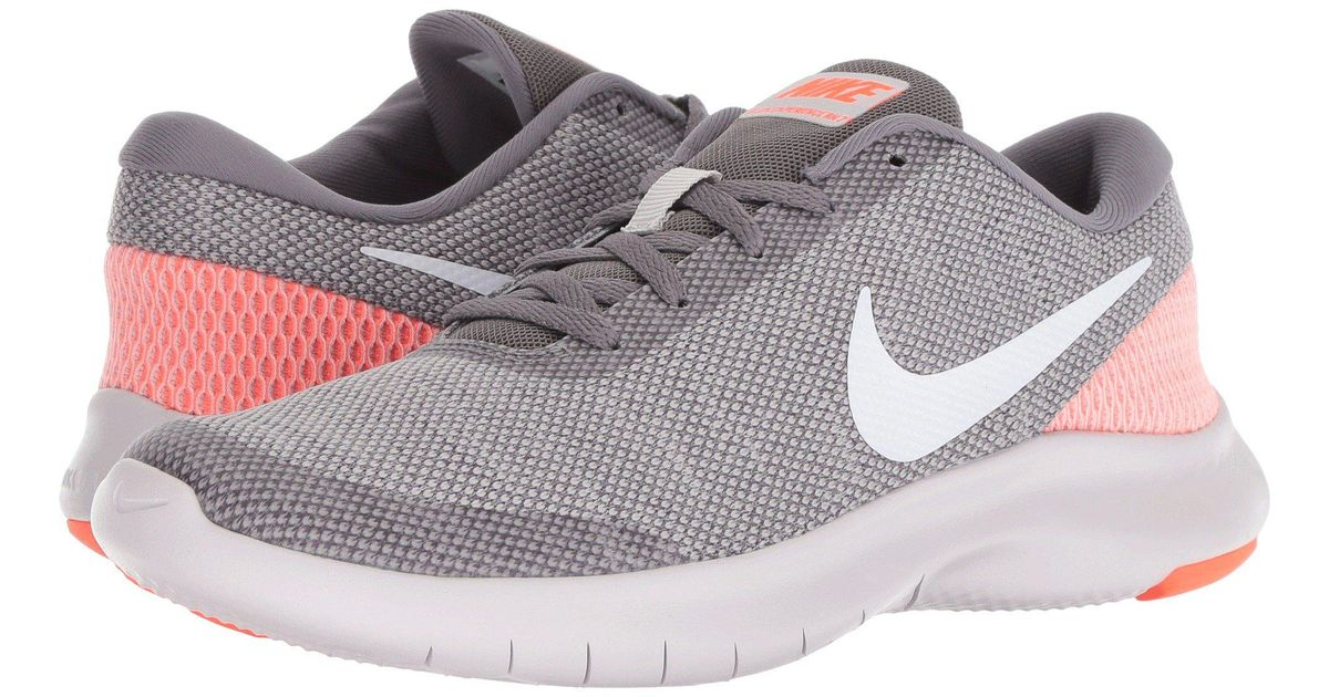 540972b39e17f Lyst - Nike Flex Experience Rn 7 (football Grey volt white) Men s Running  Shoes in Gray for Men