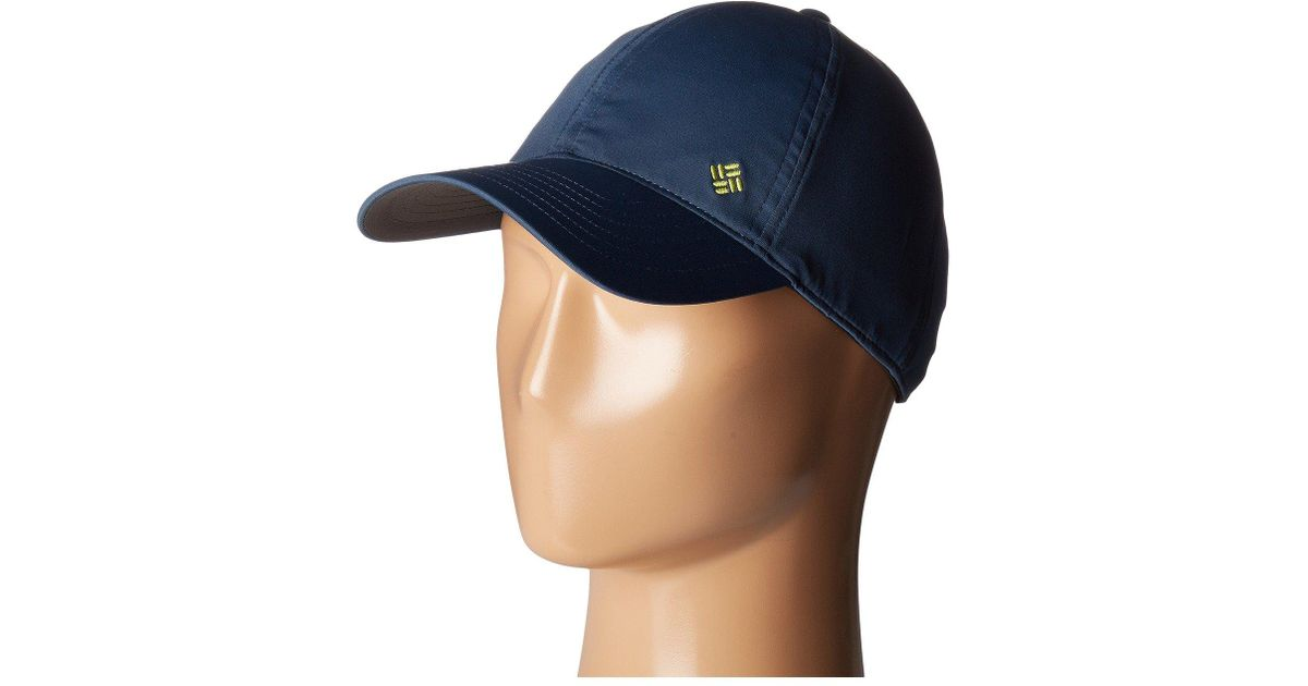Lyst - Columbia Coolhead Ballcap Iii in Blue for Men 1008a0a09d4