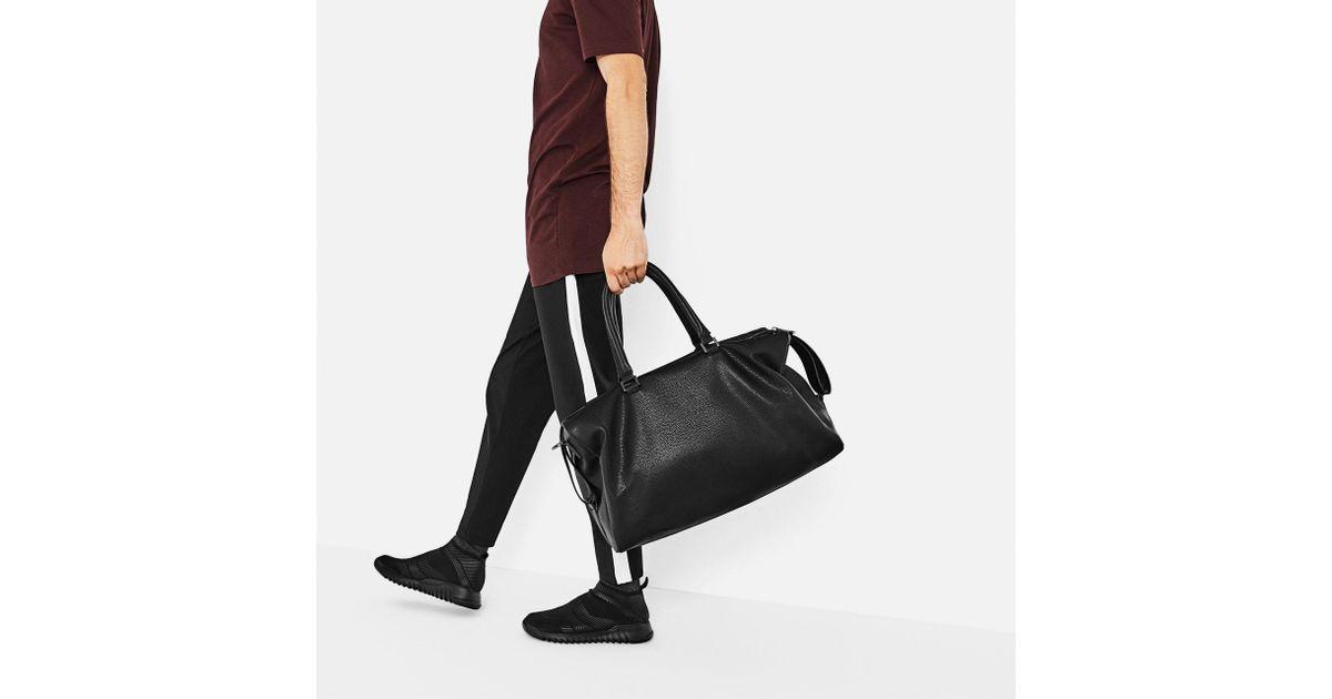 Man Cave Urban Zara : Zara urban duffle bag in black for men lyst