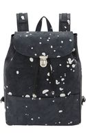 Illesteva Paintspattered Charlie Backpack - Lyst