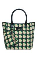 Orla Kiely Love Heart Willow Bag
