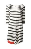 Cats By Tsumori Chisato Striped Dress - Lyst