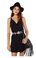 Nasty Gal Tunnel Vision Dress - Lyst
