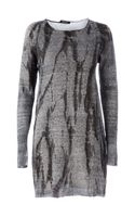 Avant Toi Patterned Dress - Lyst
