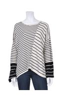 Kimberly Ovitz Striped Sweater