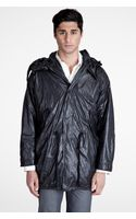 Petar Petrov Hooded Nylon Parka