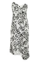 Robert Rodriguez Sequined Silk Dress - Lyst