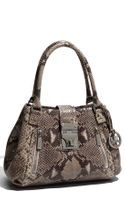 Michael by Michael Kors Jenna - Medium Satchel - Lyst