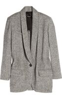 Isabel Marant Kalimba Wool-blend Coat - Lyst