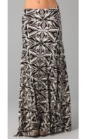 Rachel Pally Kaleidoscope Long Full Skirt