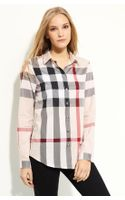 Burberry Brit Check Woven Shirt