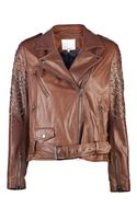 3.1 Phillip Lim Leather Motorcycle Jacket