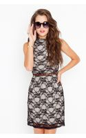 Nasty Gal Sabrina Lace Dress - Lyst