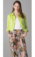 Textile Elizabeth And James Sid Jacket - Lyst