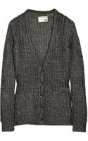 Rag & Bone The Chunky Knitted Cardigan - Lyst