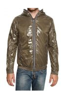 Duvetica Shiny Nylon Foldable Alete Sport Jacket