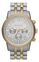 Michael by Michael Kors Scout Knurled Topring Watch