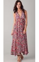 Josa Tulum Maxi Cover Up Dress - Lyst
