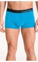 Calvin Klein Bold Cotton - Trunks - Lyst