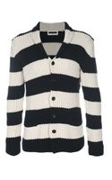 Roberto Collina Striped Sweater