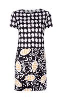 Diane Von Furstenberg Printed Dress