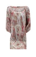 Jane Norman Paisley Print Top - Lyst