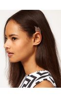 Asos Asos Winged Ear Cuff