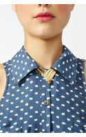 Nasty Gal On Point Collar Necklace