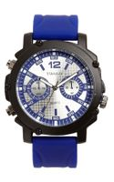 Titanium Neon Marker Analog Watch - Lyst