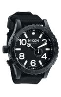 Nixon The 5130 Nylon Strap Watch
