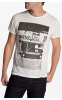 Obey Paris Photo Tshirt - Lyst