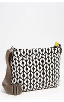 Echo Graphic Diamonds Crossbody Bag