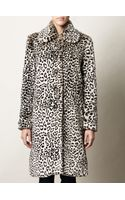 Collette By Collette Dinnigan Gregorys Girl Leopardprint Coat
