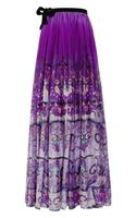 Mary Katrantzou Eisenpower Printed Silk Gown - Lyst