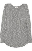 LNA Knitted Sweater - Lyst