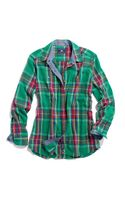 Madewell Penfield Haverhill Flannel Shirt