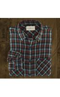 Ralph Lauren Printed Flannel Ward Shirt - Lyst