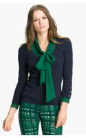 Tory Burch Rayna Merino Wool Sweater - Lyst